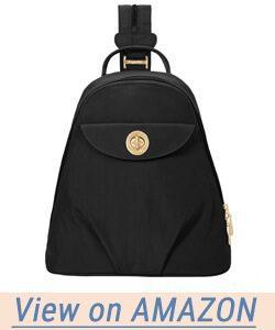 Baggallini Sling Messenger Backpack Shoulder Bag