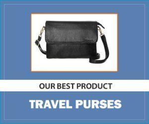 Best Travel Purses - The Minicat Roomy Pocket Series Crossbody Purse
