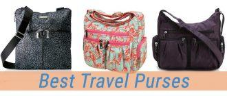 Best Travel Purses