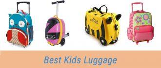 Best Kids Luggage