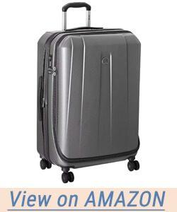 Delsey Helium Shadow 3-0 25-Inch Expandable Spinner Trolley