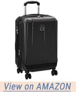 Delsey Helium Shadow 3-0 International Carry-On Expandable Spinner Suiter Trolley