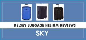 Delsey Helium Sky Review