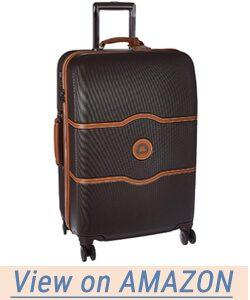 Delsey Luggage Chatelet Hard 24 inch 4 Wheel Spinner
