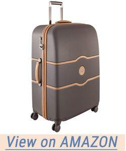 Delsey Luggage Chocolate