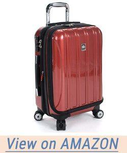 Delsey Luggage Helium Aero Int Carry-on Exp Spinner Trolley