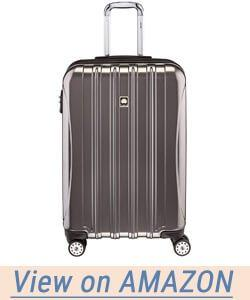 Delsey Luggage Luggage Helium aero 25 exp Spinner Trolley