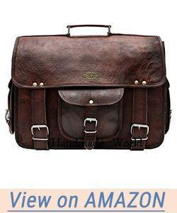 Handmade_world Leather Messenger Bags for Men