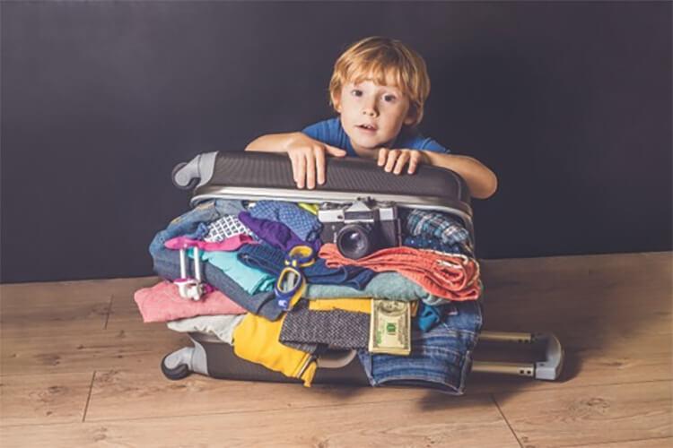 Kids Luggage 2