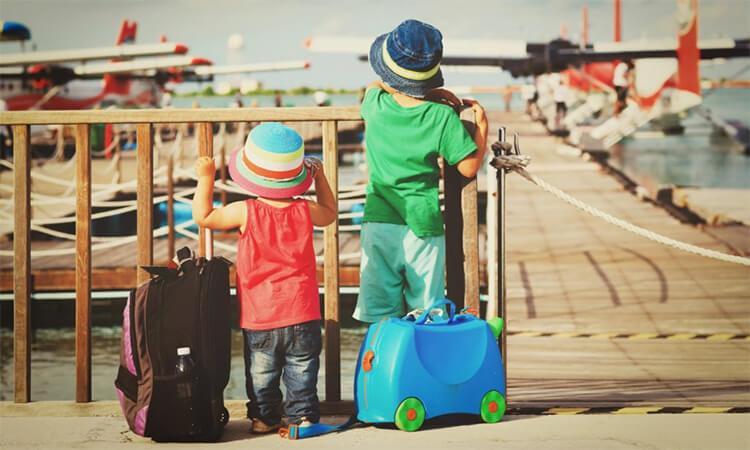 Kids Luggage 3