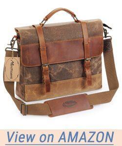 Manificent Men's Messenger Bag