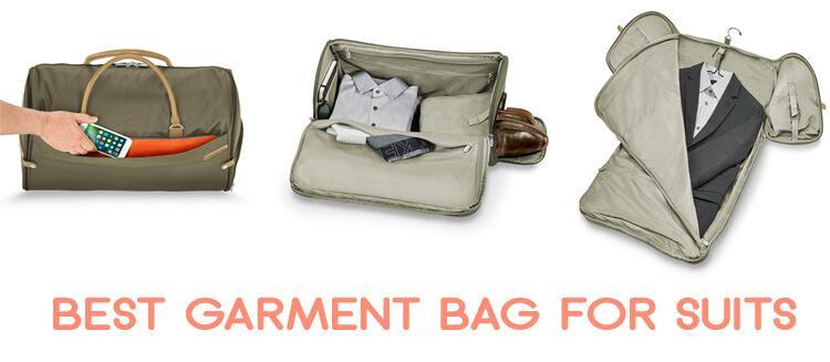 Best Garment Bag for Suits