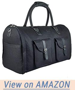 Gyssien 2-in-1 Convertible Travel Bag