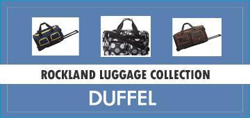 Rockland Duffel Luggage Reviews
