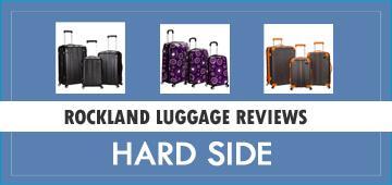 Rockland Hardside Luggage Reviews