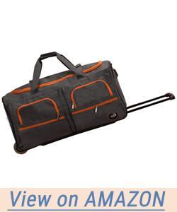 Rockland Luggage 30 Inch Rolling Duffle Bag