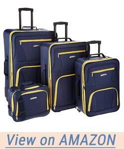 Rockland Luggage 4 Piece Set