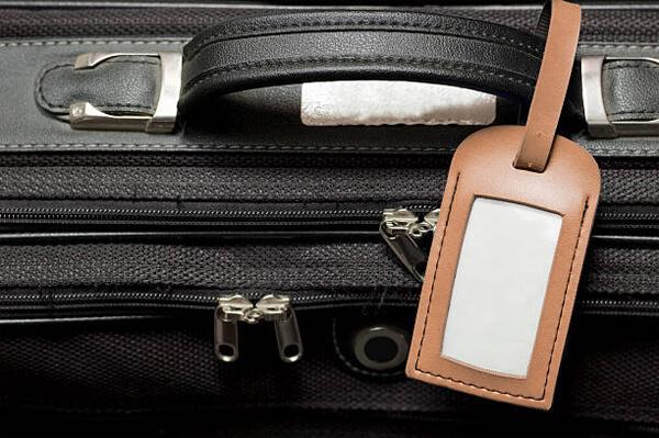 luggage tag 2