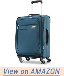 Samsonite Advena Softside Luggage with Spinner Wheels