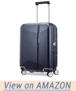 Samsonite Etude Hardside Luggage with Double Spinner Wheels
