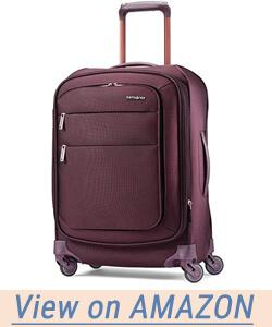 Samsonite Flexis Softside Luggage with Spinner Wheels