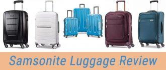 Samsonite Luggage Reviews