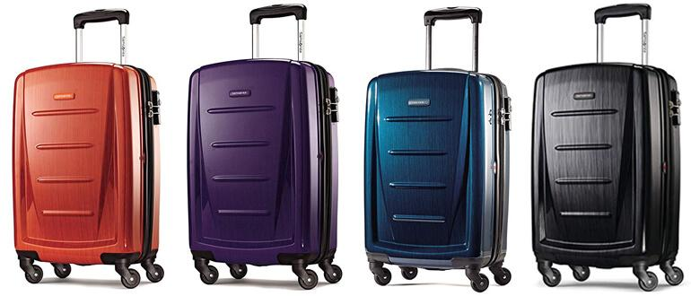 Samsonite Winfield 2 Hardside Luggage with Spinner Wheels 2