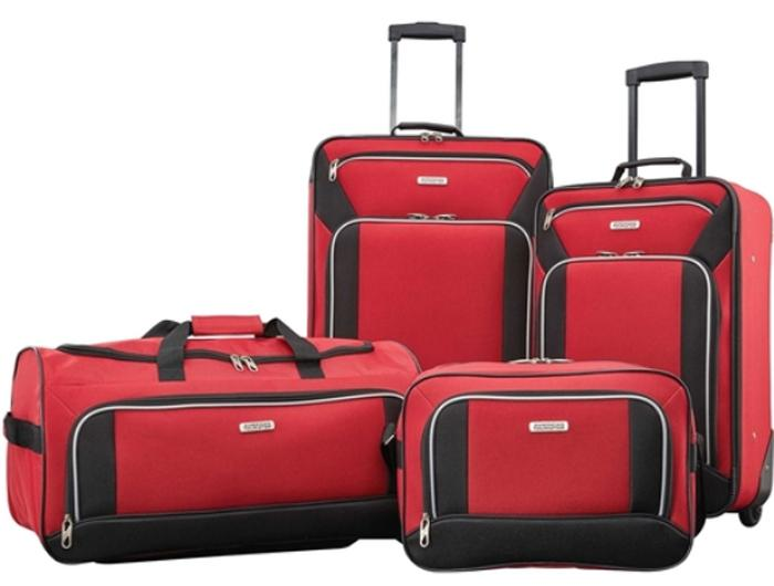 Softside Luggage 2