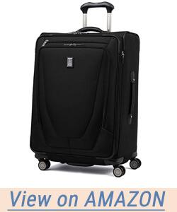 TravelPro Luggage Crew 11 25 Expandable Spinner with Suiter