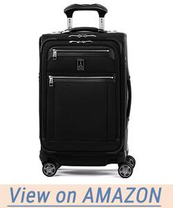 Travelpro Platinum Elite 21 Expandable Carry-on Spinner Suiter