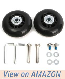 Eric Leon 2 Set of Luggage Suitcase Replacement Wheels